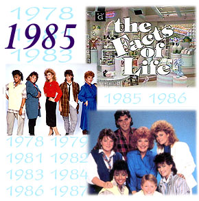 facts of life site 1985 1986 series information. Black Bedroom Furniture Sets. Home Design Ideas