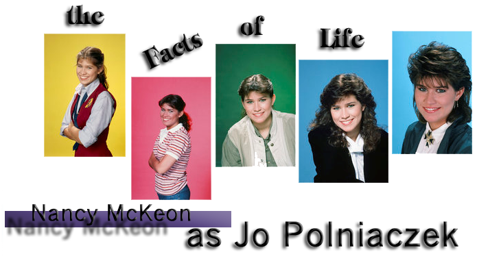 Facts Of Life Site Nancy Mckeon Actress Page